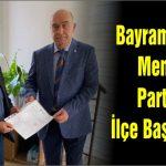 Bayram Görkem Memleket Partisi'nin İlçe Başkanı oldu